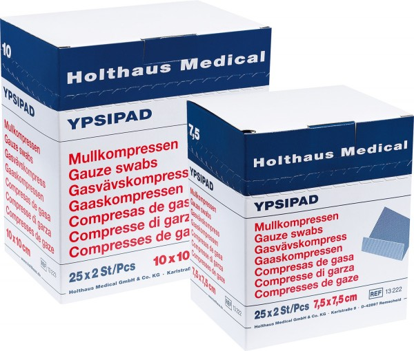 YPSIPAD Mullkompresse steril
