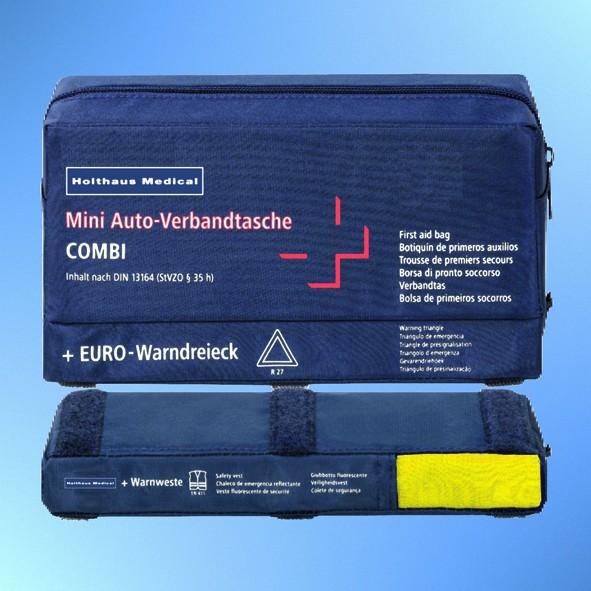 Mini 3 in 1 Verbandtasche