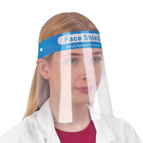 Face Shield einweg Gesichtsschutz