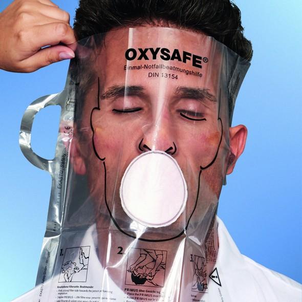 Notfallbeatmungshilfe OXYSAFE®