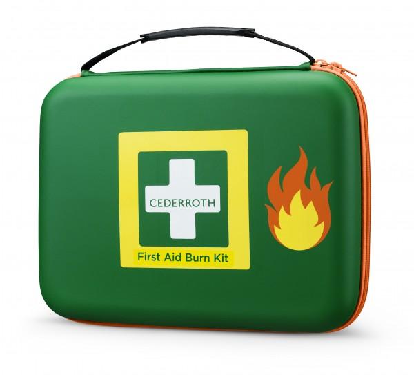 Verbrennungskoffer Burn Kit