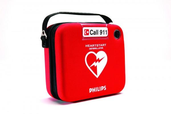Transporttasche Defibrillator
