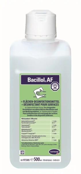 Bacillol AF Flächendesinfektion 500 ml