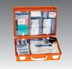 Erste-Hilfe-Koffer SAN, gefüllt