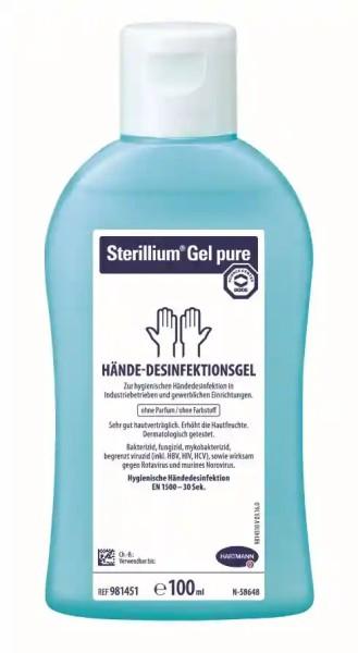 Sterillium Pure Gel Flasche 100ml
