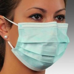 Einmal-Mund-und-Nasenmaske