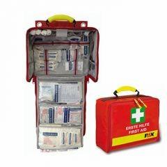 Paramedic-Wandtasche-Gefüllt