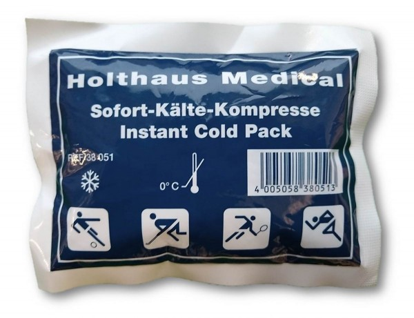 Sofort-Kältekompresse