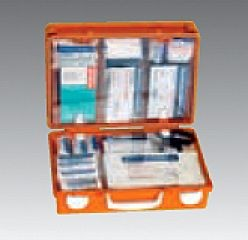 Erste-Hilfe-Koffer SAN, leer