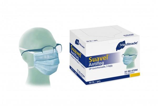 SUAVEL® ANTIFOG OP-Masken