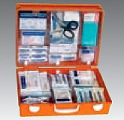 Erste-Hilfe-Koffer MULTI, gefüllt