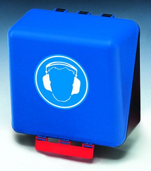 Aufbewahrungsbox für Gehörschutz