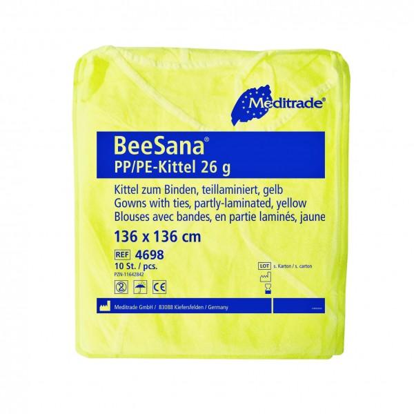 BEESANA® PP/PE-KITTEL 26G Schutzkittel