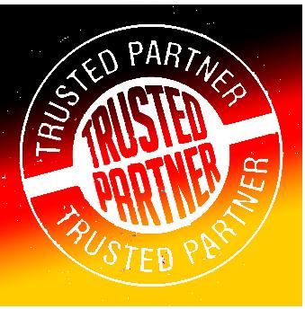 Trusted Partner Deutschland Verbandkasten Erste-Hilfe-Produkte - seit 1932