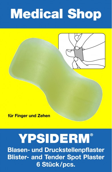 YPSIDERM® Blasenpflaster