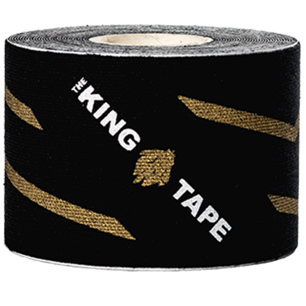 LIGHTNING KINESIO-TAPE Black