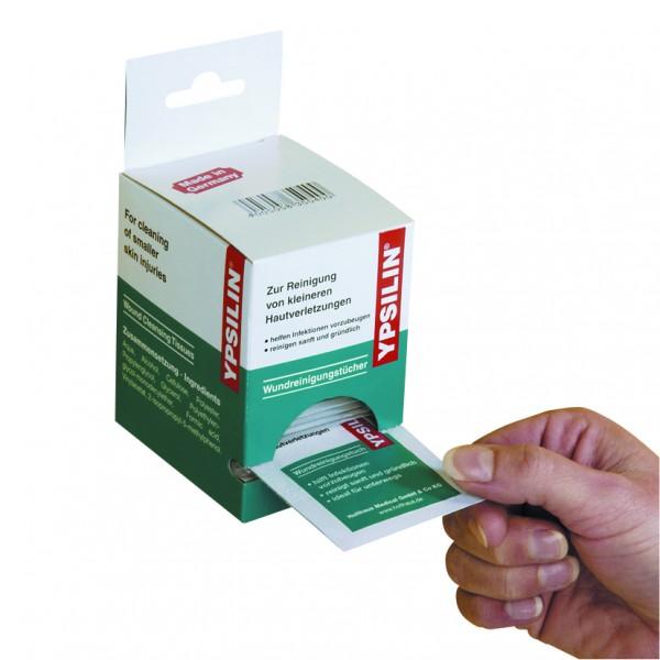 YPSILIN® Wundreinigungstücher Spender