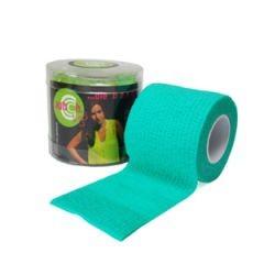Selbsthaftende-elastische-Fixierbinde-50-Green