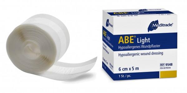 ABE® light Hypoallergenes Wundpflaster Meditrade