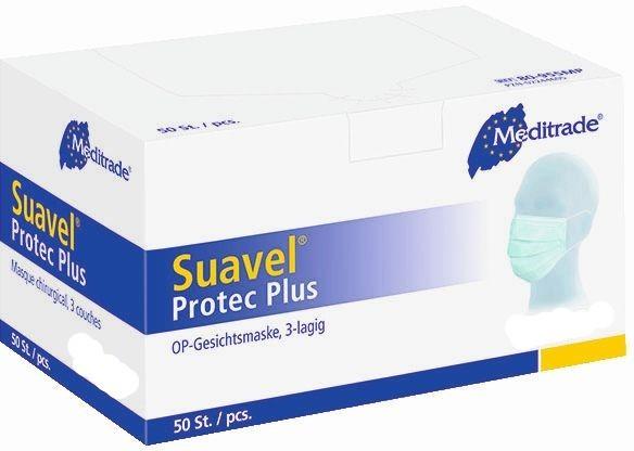 Mundschutzmasken Suavel® Protec Plus