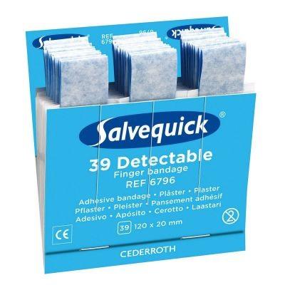 Salvequick-Fingerverbände-Detektierbar
