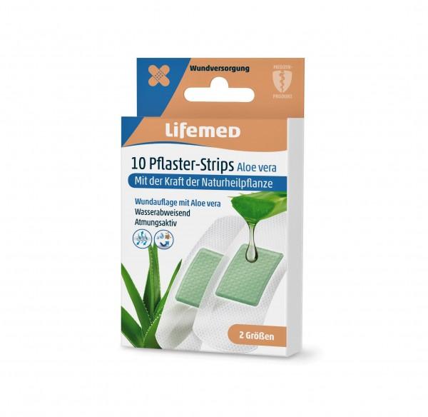 Aloe vera Pflaster-Strips