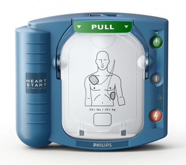Defibrillator Heartstart HS1