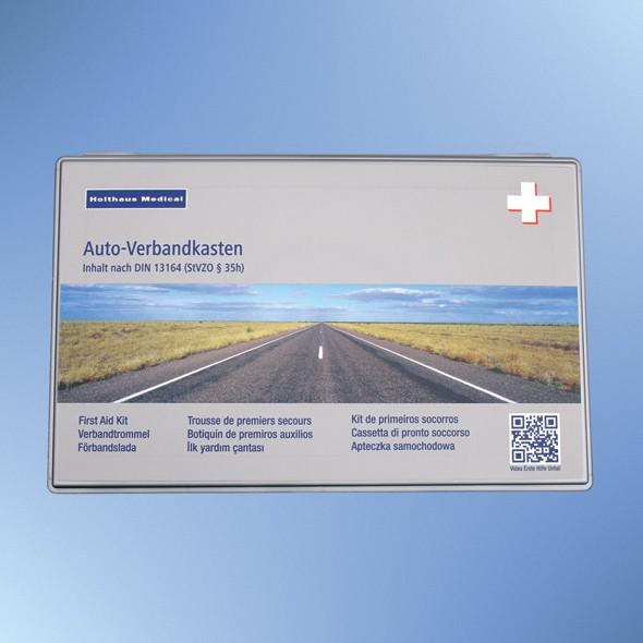Auto-Verbandkasten (KFZ) Klassik DIN 13164